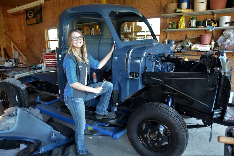 Riley to Pursue Career in Auto Repair